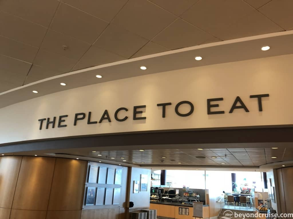 The Place To Eat, John Lewis